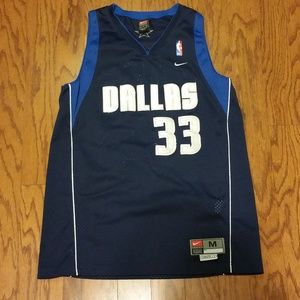 Nike Antawn Jamison Dallas Mavericks NBA Swingman
